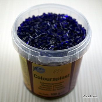 Colourplast purpurový 100g