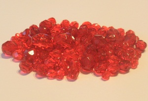 10ks 12mm ohňovka siam ruby